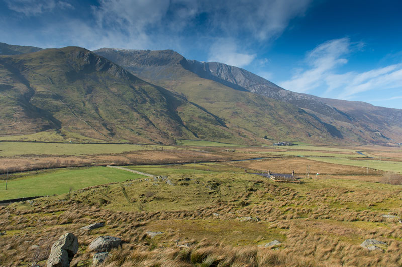 The Ogwen Trail Ogwen Bank To Idwal Cottage
